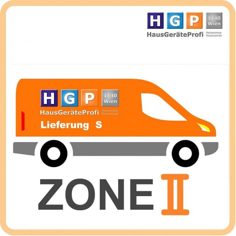 Lieferung Umgebung Wien Zone 2