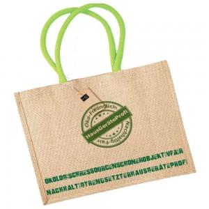 Jute-Shopper Einkaufstasche