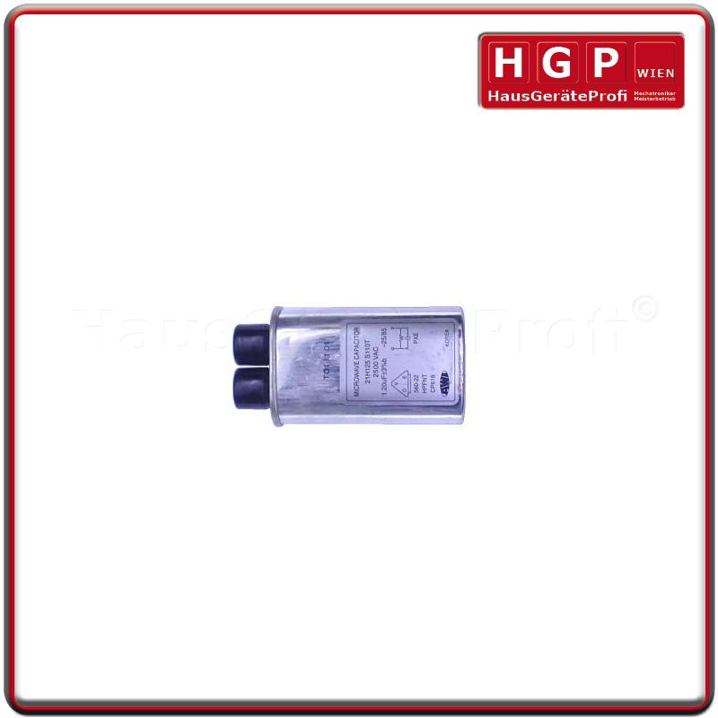 Kondensator Mikrowelle 1,20 mF