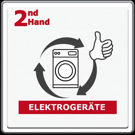 2nd Hand Elektrogeräte