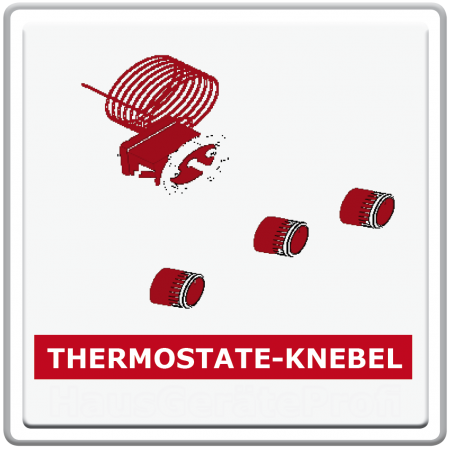 Thermostate, Knebel