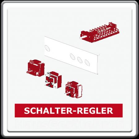 Schalter, Regler