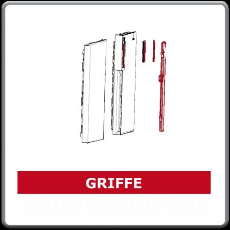 Griffe - Scharniere